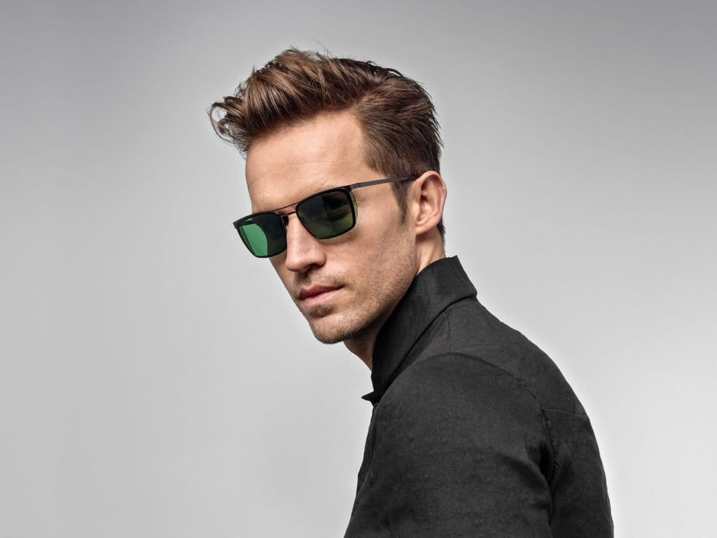 Bespoke sunglasses